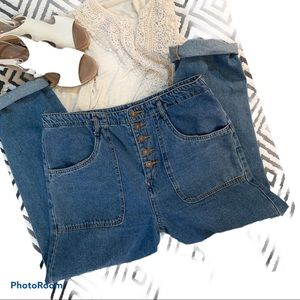 F21 Jeans high waist ankle